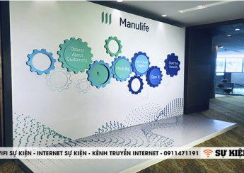 Sự kiện bảo hiểm Manulife Việt Nam