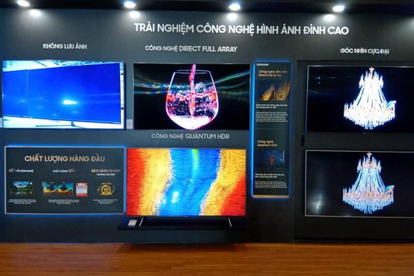 Sự kiện ra mắt TV QLED 8K - TV lớn nhất thế giới
