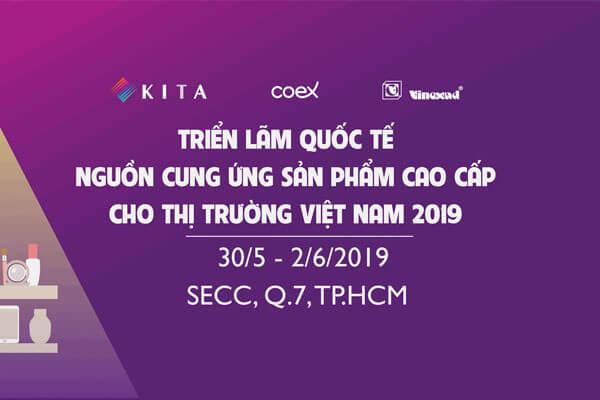Triển lãm Quốc tế nguồn sản phẩm cao cấp tại thị trường Việt Nam