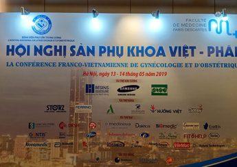 Hội nghị Sản-Phụ khoa Việt Pháp khu vực phía Bắc năm 2019