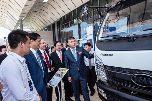 Triển lãm quốc tế phương tiện giao thông, vận tải và công nghiệp – Vietnam AutoExpo 2019