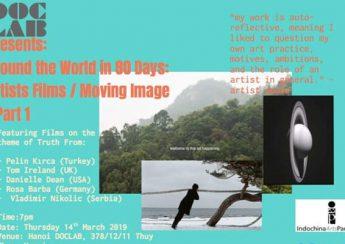 """80 ngày vòng quanh thế giới: """"Phim nghệ sĩ / Hình ảnh chuyển động"""""""