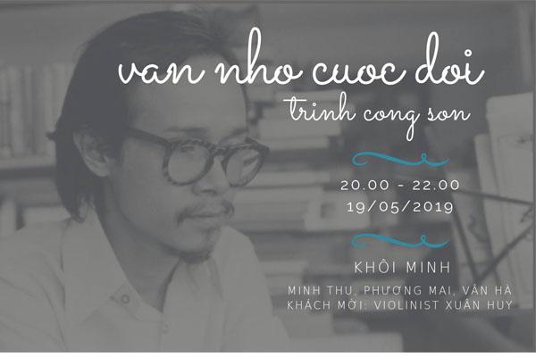 """Trịnh Công Sơn - """"Vẫn nhớ cuộc đời"""""""