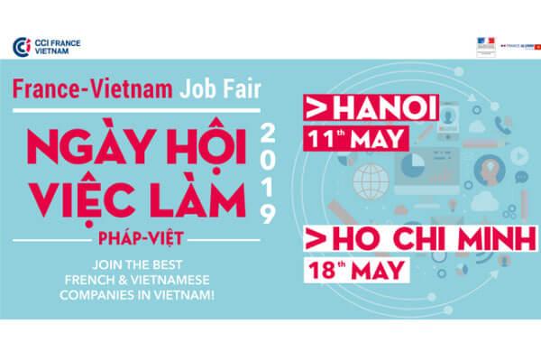 Ngày hội việc làm Pháp - Việt 2019