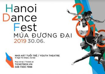 Hanoi Dance Fest - Liên hoan múa Hà Nội 2019