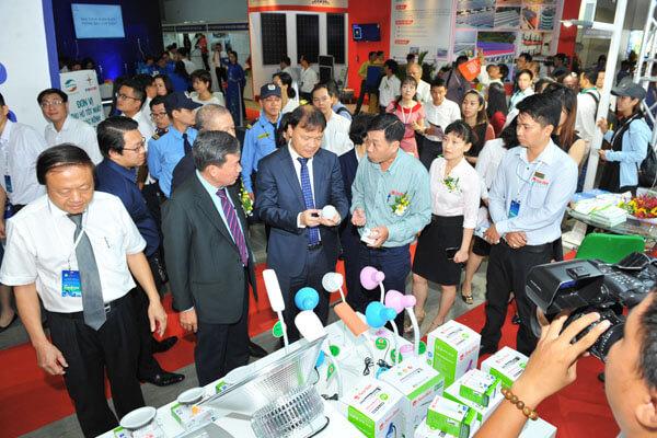 Triển lãm Công nghệ, thiết bị điện - Vietnam ETE & Enertec Expo 2019