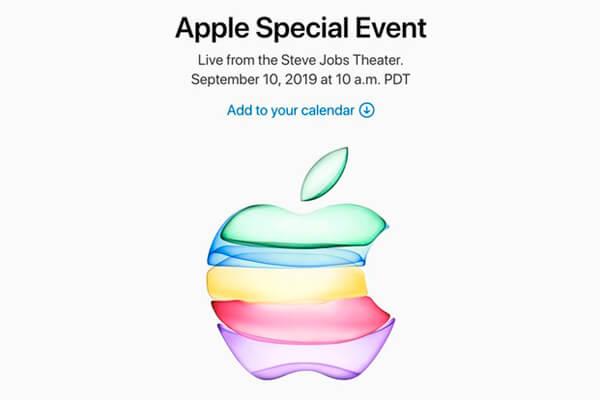 Apple công bố sự kiện ra mắt Iphone