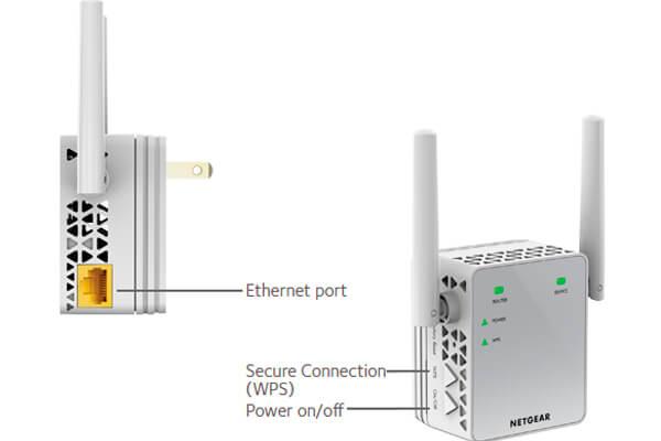Mở rộng phạm vi Wi-Fi