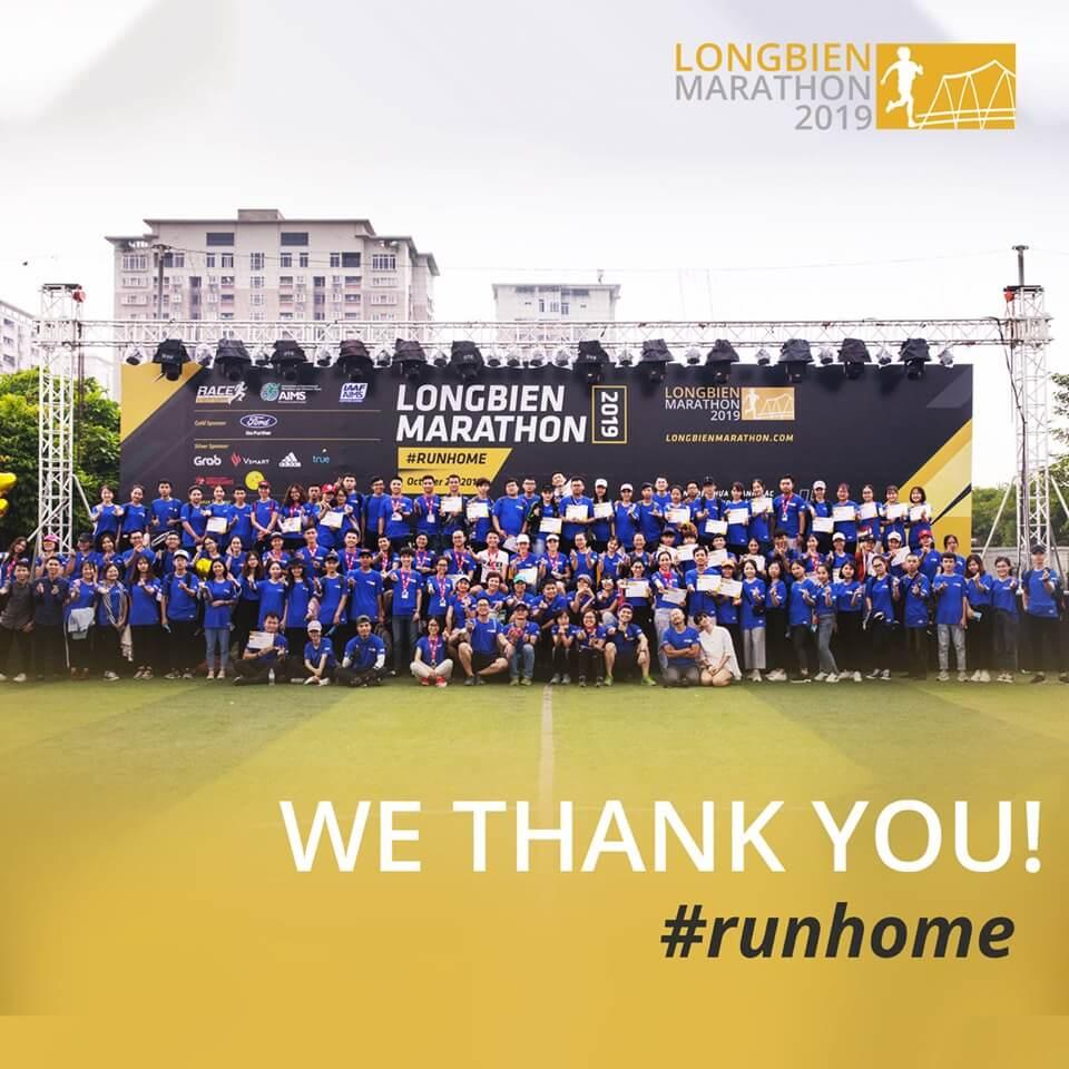 Longbien Marathon 2019