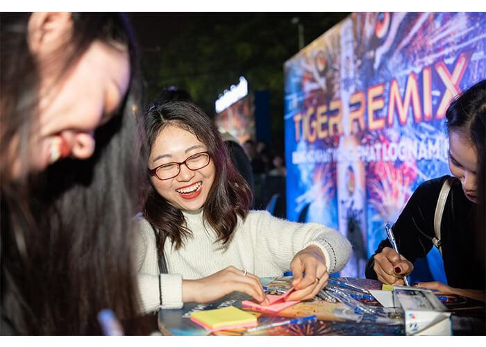 Fan của ca sĩ Tóc Tiên