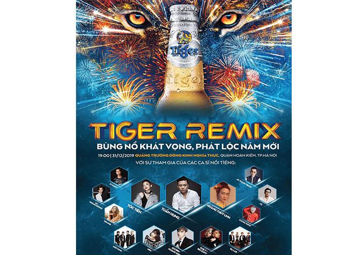 Tiger Remix 2020
