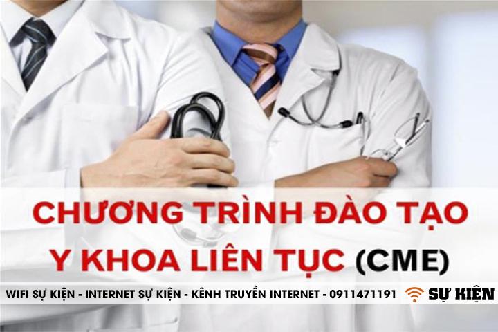 Chương trình đào tạo liên tục cho cán bộ ngành y tế