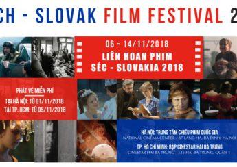 Liên hoan phim Sec Slovakia 2018