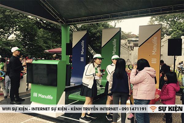 Sự kiện Manulife Việt Nam