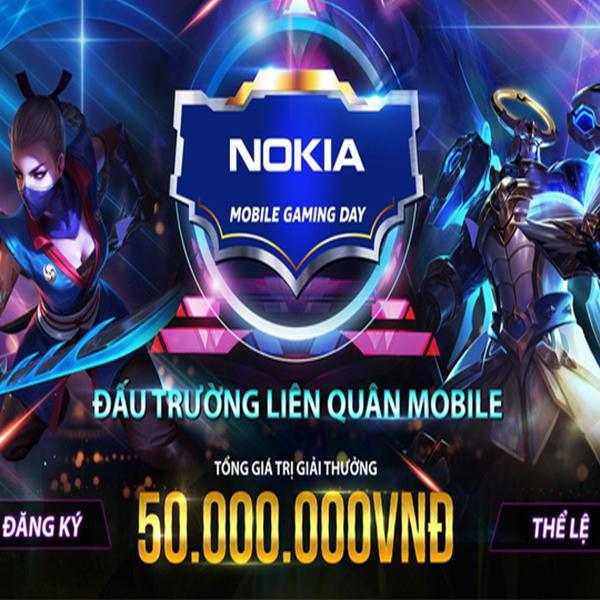 Sự kiệnNokia Mobile Gaming Day