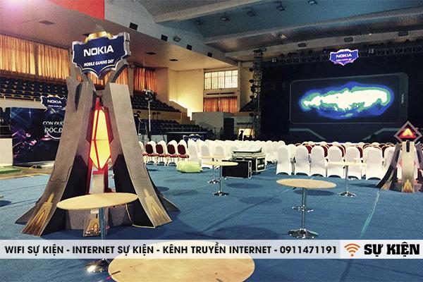Sự kiện Nokia Mobile Gaming Day